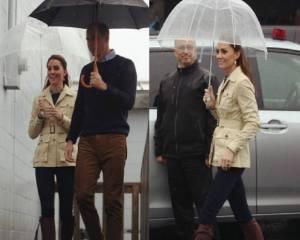 Kate Middleton causal: skinny e stivali da cavallerizza FOTO