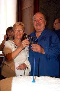 Lino Banfi vita privata, moglie, età, figli FOTO