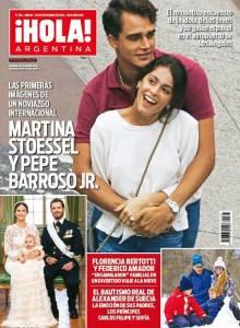 Martina Stoessel si è fidanzata con Pepe Barroso! FOTO