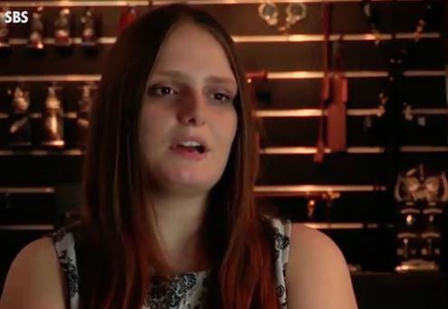 Provare giocattoli osé per mestiere: la storia di Paige