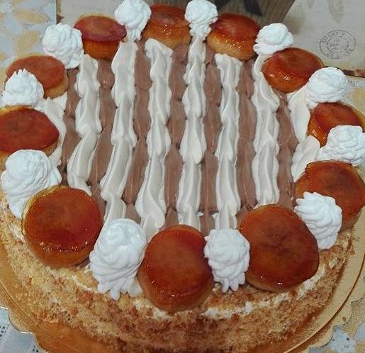 Torta Saint Honoré Milanese di Iginio Massari