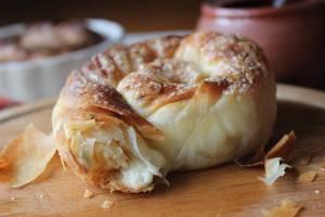 Banitsa classica o in versione dolce/salata