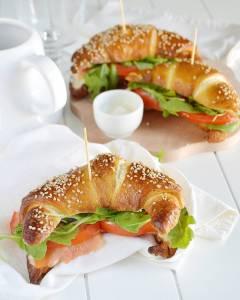 Cornetti Salati... Buonissimi e semplici da preparare...