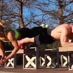 Allenamenti folli di una coppia malata di fitness9