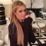 Paris Hilton, nuovo chihuahua indigna web2