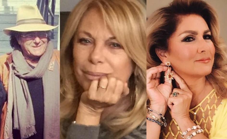 """Albano, Romina Power e Rita Dalla Chiesa: """"FOTO del caos? Una..."""""""