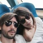 Alessandra Mastronardi col fidanzato Liam McMahon: selfie FOTO