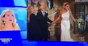 Annalisa Minetti e Michele Panzarino si sono sposati: nozze ad Assisi