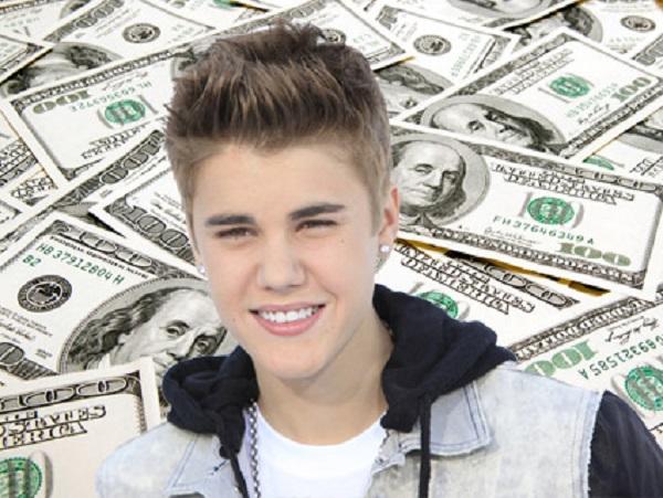 Justin Bieber, schiaffo alla povertà: la costosa decisione