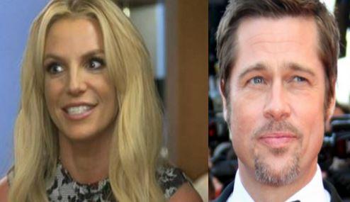 Britney Spears e Brad Pitt: ultime rivelazioni della cantante