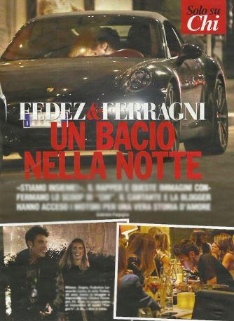 Chiara Ferragni e Fedez stanno insieme! E' amore