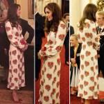 Kate Middleton, perché? Levate i fiori alla Duchessa! FOTO