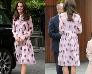 """Kate Middleton a fiori, pioggia di critiche: """"È troppo..."""" FOTO"""