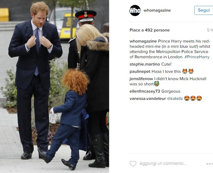 Kate Middleton: il principe Harry e l'incontro speciale con...
