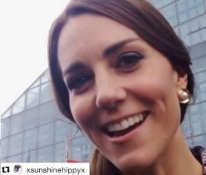 Kate Middleton, la frase alla fan che fa impazzire tutti VIDEO