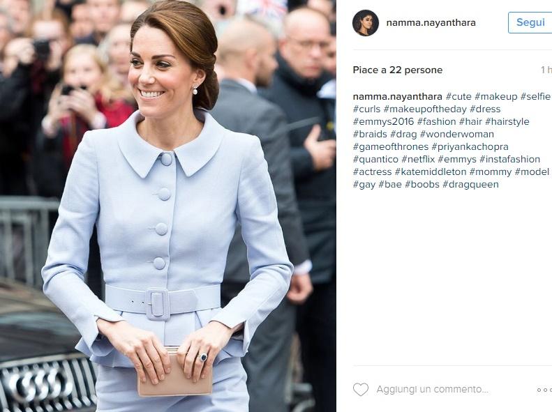 Kate Middleton come Jackie Kennedy: tubino vintage FOTO