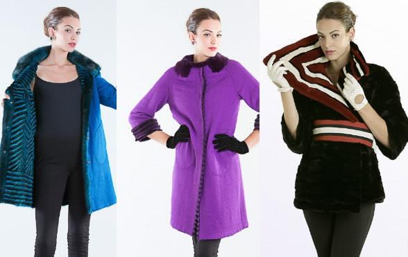 Inverno, coprirsi con stile: le pellicce di Roberto Cagnetta FOTO