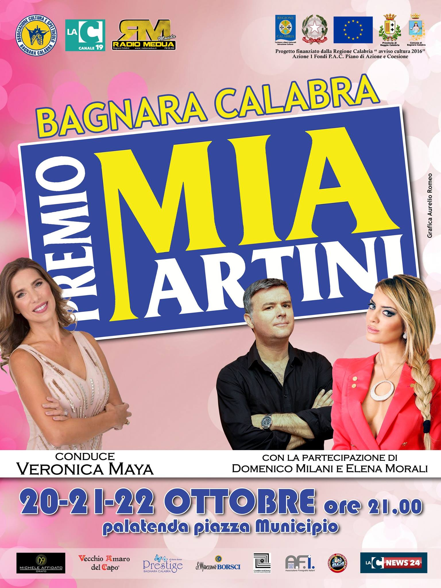 Premio Mia Martini 2016 ai nastri di partenza|VIDEO