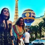 Romina Power con la figlia a Las Vegas! FOTO
