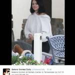 Selena Gomez ancora malata? FOTO allarma i fan: fuma e...