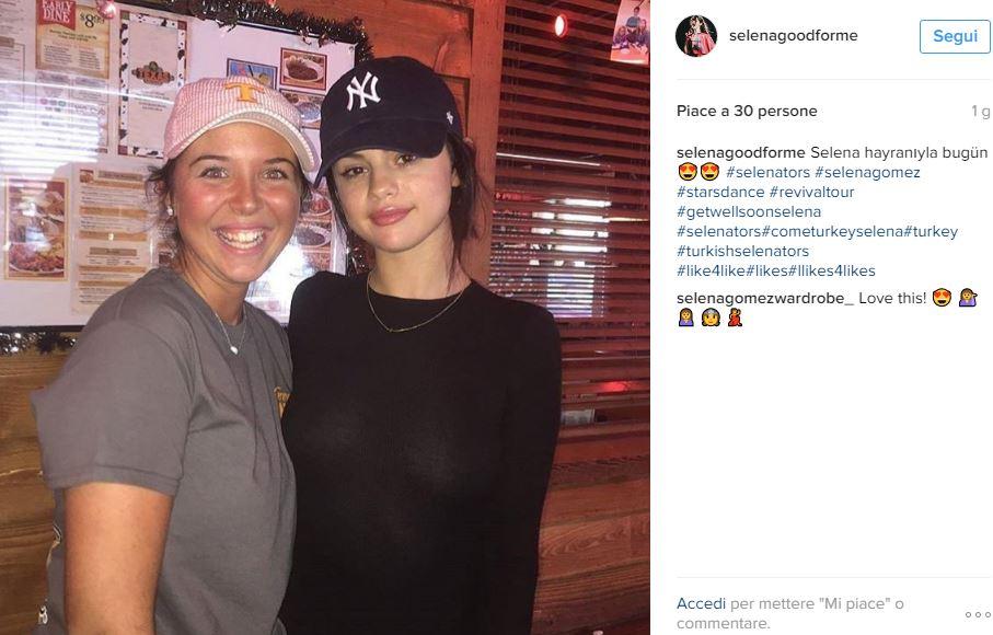 Selena Gomez dopo rehab: più in forma che mai FOTO