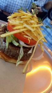 Ham Holy Burger a Roma Termini: Un sacro piacere per i viaggiatori
