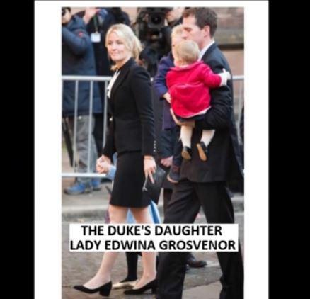 Kate Middleton, Lady Edwina Grosvenor: total black a confronto VIDEO