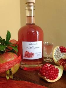 Melograniello, un liquore per le sere d'autunno...