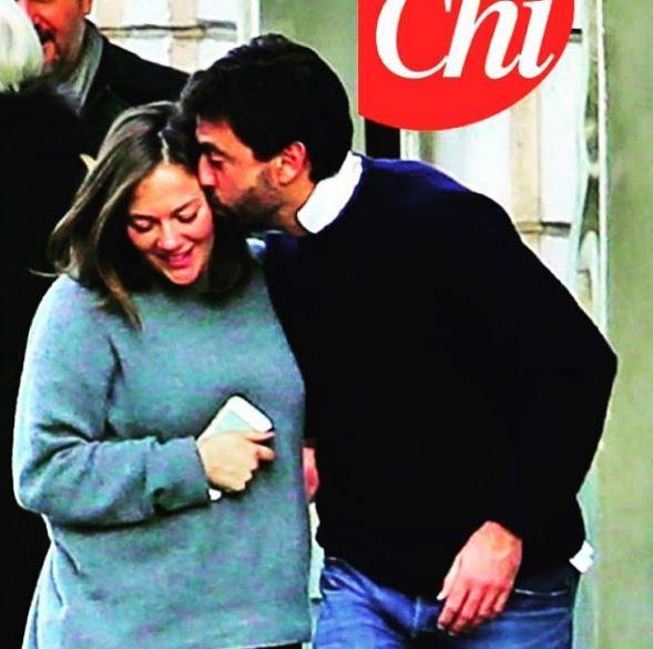 Andrea Agnelli papà: la compagna Deniz Akalin è incinta