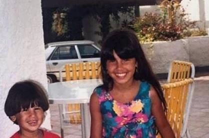 Belen Rodiguez e la FOTO da bambina: Jeremias assomiglia a...2