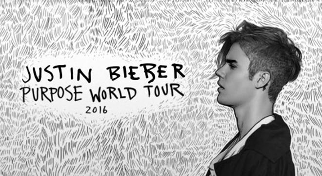Justin Bieber, la notizia che fa felici i fan italiani