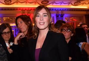 Maria Elena Boschi look: elegante in tailleur FOTO