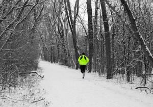 Correre d'inverno: attenti al rischio congestione