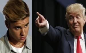Justin Bieber e Donald Trump: il retroscena che non tutti sanno