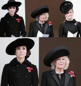 Kate Middleton, guerra con Camilla. E la regina Elisabetta...