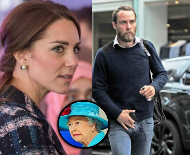 Kate Middleton, fratello fa infuriare la regina perché...