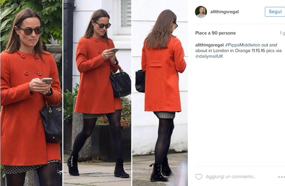 Kate Middleton, Pippa rivale: alle nozze vuole... FOTO