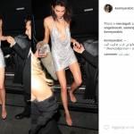 Kendall Jenner, scandalosa al suo compleanno: si vede tutto FOTO