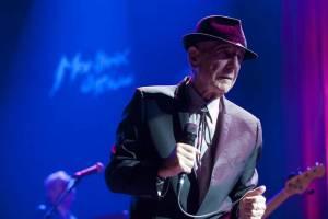 Morto Leonard Cohen: il poeta della musica si è spento a 82 anni