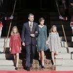 Letizia Ortiz regina di eleganza: vestito è un incanto FOTO