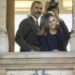 Letizia Ortiz cambia look: addio al caschetto corto FOTO