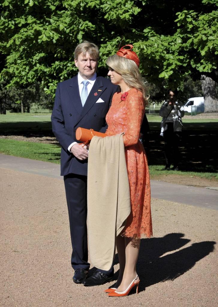 Maxima d'Olanda, Kate Middleton: dive in rosso FOTO