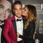 Robbie Williams e Ayda Field genitori per la terza volta