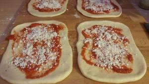 Torte di Rose gusto Pizza con e senza il Bimby