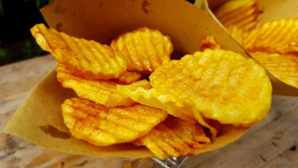 French Fries buone come quelle di Amsterdam...