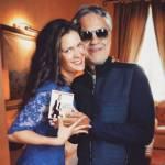 Andrea Bocelli, chi è la moglie del cantante, età, figli FOTO