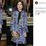 Charlotte Casiraghi, abito Gucci: il dettaglio che non passa inosservato