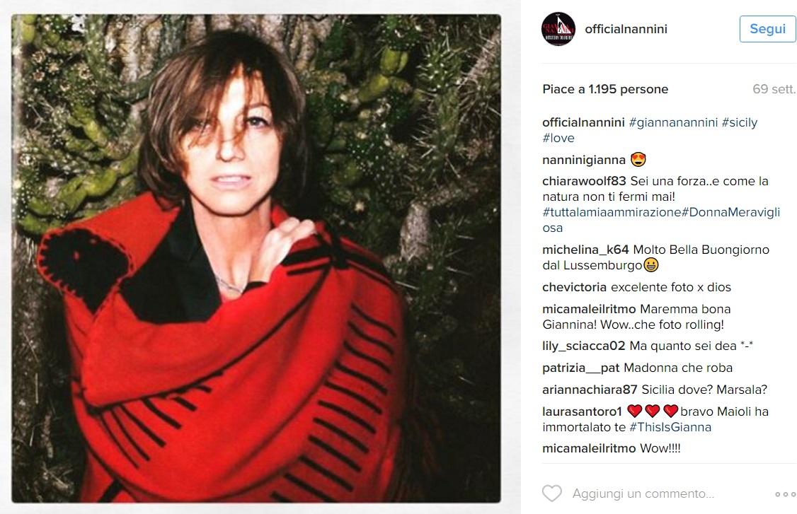 Gianna Nannini: età, figlia, vita privata FOTO