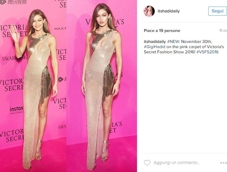 Gigi Hadid sempre più magra: il segreto della sua dieta