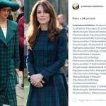Kate Middleton, Lady Diana icone di stile: look a confronto FOTO